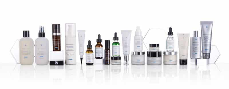 Gama de productos Skinceuticals