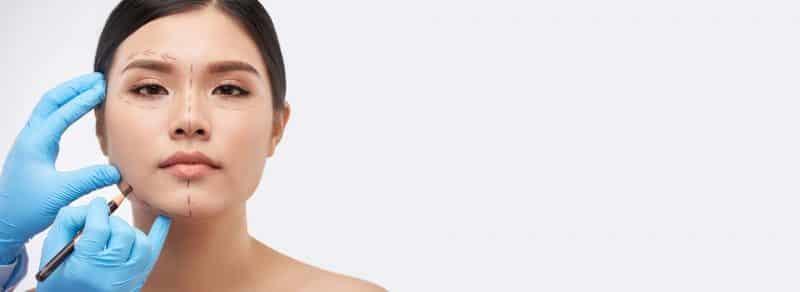 Asimetría facial: Causas, cirugía y resultados