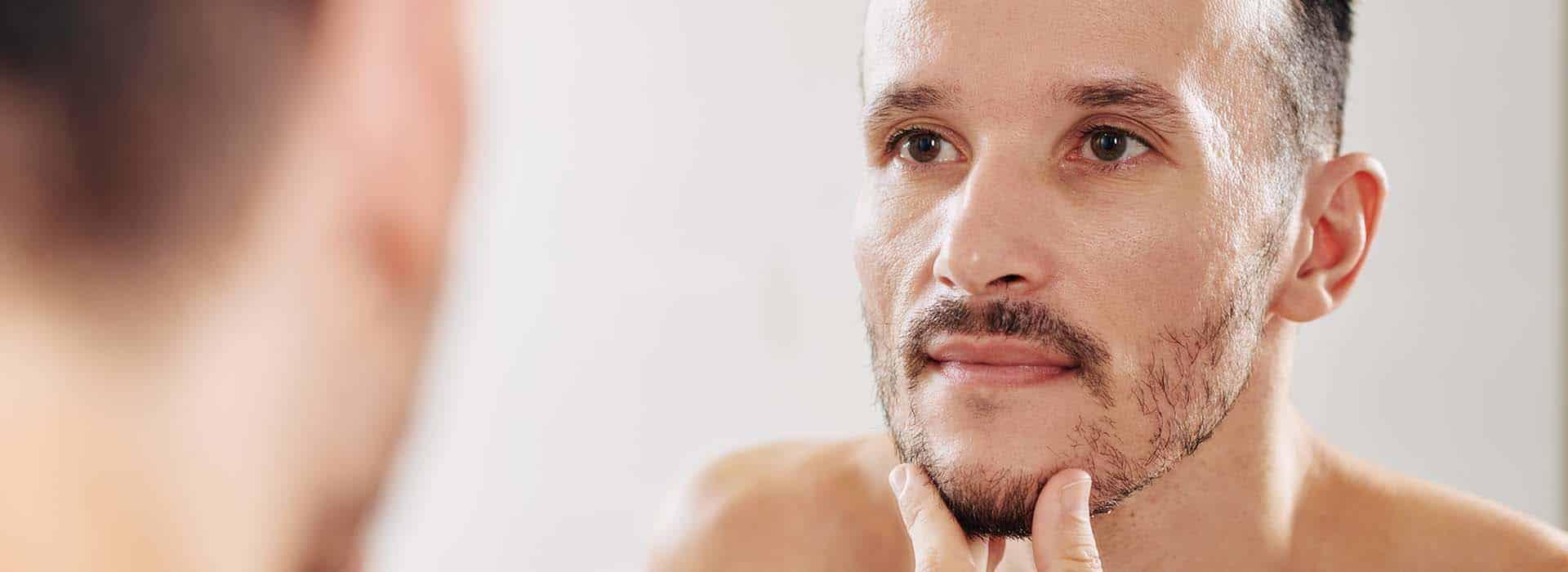 Aumento de mentón con mentoplastia