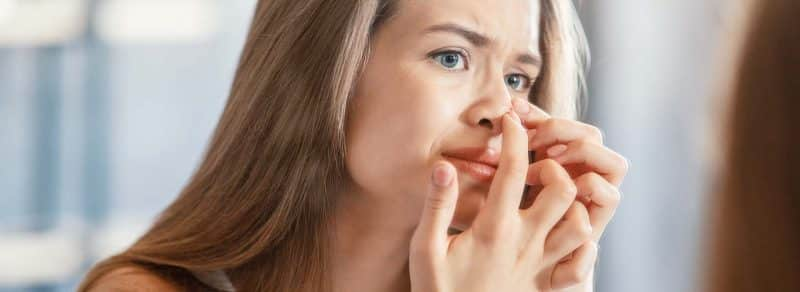 Hipertrofia de los cornetes nasales