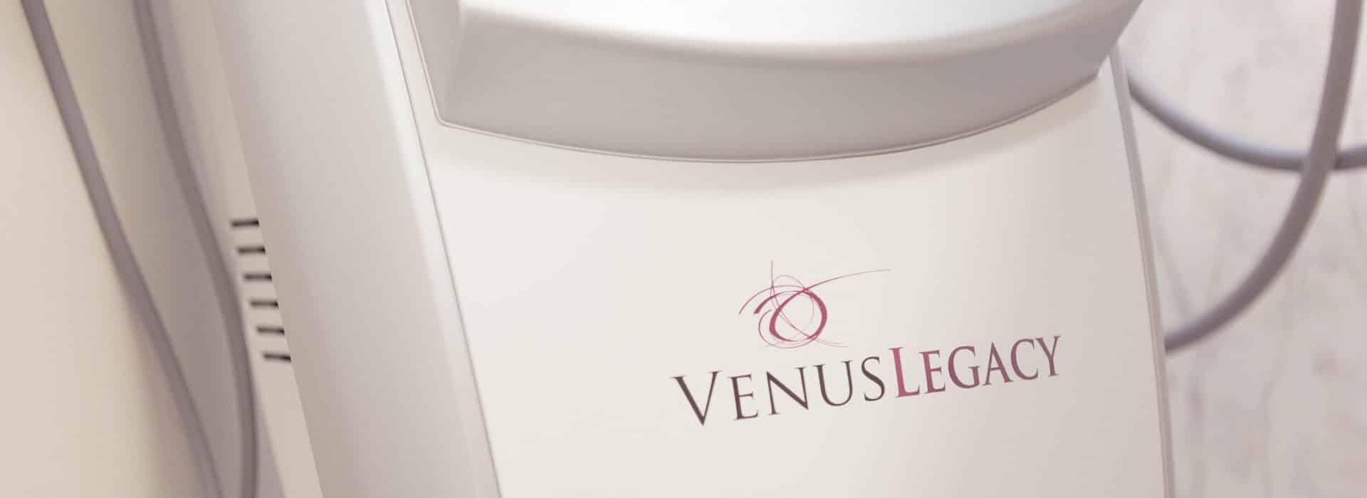El tratamiento para reafirmar la piel: radiofrecuencia Venus Legacy