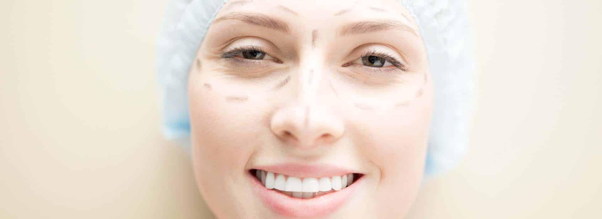 Operación de nariz ancha
