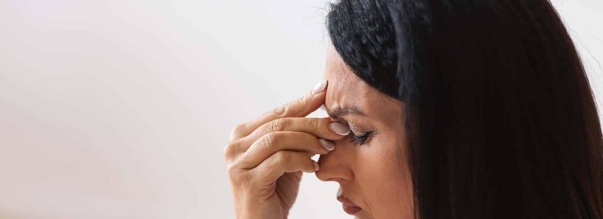 Operación de tabique nasal