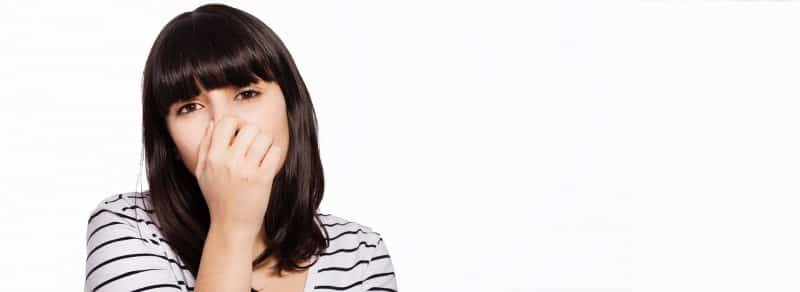Taponamiento de nariz en rinoplastia